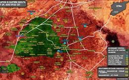 """""""Hổ Syria"""" tung đòn tấn công phiến quân tử thủ Đông Ghouta"""