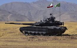 Xe tăng nhái T-90 sắp được biên chế vào quân đội Iran
