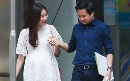 Hoa hậu Đặng Thu Thảo lấy được đại gia tốt và nụ cười viên mãn chờ đón đứa con đầu