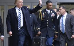 """Vụ ẩu đả quanh vali hạt nhân của ông Trump: Sĩ quan an ninh TQ bị hạ """"trong tích tắc""""?"""