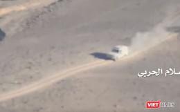 Đột nhập bị lộ, toán phiến quân Houthi mất mạng trước họng súng Arab Saudi