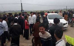 Người dân phản đối dựng lại hiện trường vụ tai nạn trưa mùng 1 Tết