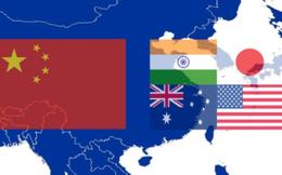 Mỹ-Úc-Nhật-Ấn lập cơ chế cạnh tranh 'Một vành đai, một con đường'