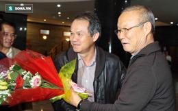 Bầu Đức mở tiệc kín, chiêu đãi HLV Park Hang-seo