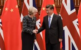 Rắc rối theo Thủ tướng Anh sang Trung Quốc