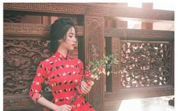 Cận Tết, giới trẻ 3 miền khoe ảnh chụp với hoa mai, hoa đào cực xinh