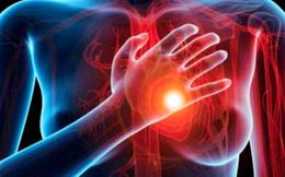 Khó chịu ở vùng ngực hoặc có thêm các dấu hiệu này, cần khẩn trương gọi cấp cứu ngay