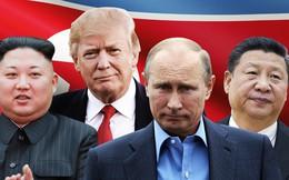 Tổng thống Putin có ý định bước vào khủng hoảng Triều Tiên từ 12 năm trước?