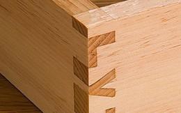 Đây là cách mà người Nhật làm nhà gỗ không cần dùng đến một cái đinh