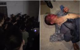Dân vây bắt, đánh trọng thương người đàn ông nghi bắt cóc bé gái 14 tuổi bán bóng bay trước cổng nhà