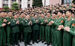 Xây dựng Quân đội theo hướng tinh, gọn, mạnh để bảo vệ vững chắc Tổ quốc trong tình hình mới