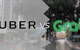 Uber có thể bán bộ phận Đông Nam Á cho Grab