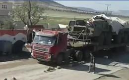 Quân đội Syria dồn dập chuyển vũ khí hạng nặng về dứt điểm phiến quân ven Damascus