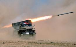 Quân đội Syria ra đòn dữ dội với phiến quân tử thủ Đông Ghouta