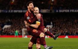 """""""Đánh rơi"""" 2 bàn thắng, Chelsea cay đắng nhận đòn trừng phạt từ Barca"""