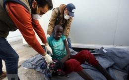 Libya giải cứu hơn 400 người di cư đang trôi dạt trên biển