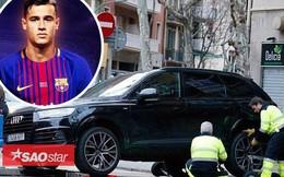 24h kinh hoàng của Coutinho: Xe bị cảnh sát bắt, nhà bị trộm viếng thăm