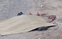 Nam thanh niên bị đâm tử vong sau cuộc nhậu, thi thể nằm ngoài đường