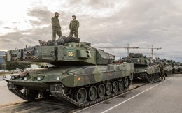Thụy Điển đang chuẩn bị chiến tranh với Nga như thế nào?