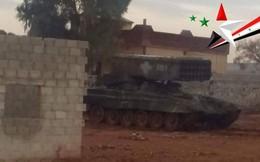 """""""Hổ Syria"""" điều hung thần nhiệt áp TOS-1A đến trị phiến quân ở Đông Ghouta"""