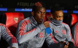 """Bắt Pogba ngồi ngoài, Mourinho còn dám mở miệng chê Pep Guardiola """"đốt tiền""""?"""