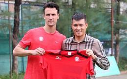 NÓNG: CLB TP.HCM bất ngờ chia tay cựu sao Man United