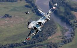 Tiêm kích Su-35: Niềm tự hào Nga gây khiếp đảm cho khủng bố ở Syria