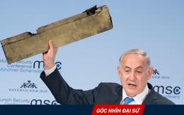 UAV Iran là mồi lửa châm ngòi cho một cuộc chiến tranh trực diện Israel-Iran?