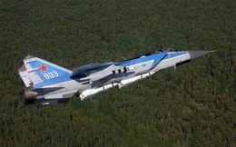 """Tại sao """"sát thủ"""" Mig-31 Nga chưa tung hoành ở Syria?"""