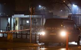 Đại sứ quán Mỹ ở Montenegro bị quăng bom, nghi phạm tự kết liễu