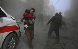 Nga bất lực nhìn đàm phán chấm dứt xung đột ở Đông Ghouta sụp đổ