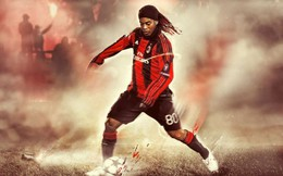 Ronaldinho: Những khoảnh khắc thiên tài và thác loạn tại AC Milan