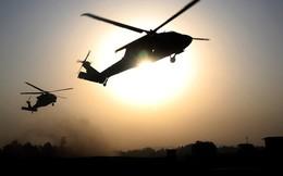 """Syria: Nghi vấn trực thăng Mỹ """"bốc"""" IS đi từ nhà tù bí mật ở al-Hasakah"""