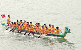 Hà Nội sẽ tổ chức đua thuyền rồng trên Hồ Tây vào mùng 9 Tết