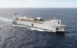 Tàu bệnh viện Mỹ sẽ tới Việt Nam ngay sau chuyến thăm của tàu sân bay USS Carl Vinson