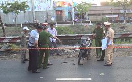 Nam thanh niên tử vong cạnh xe máy, có vết cứa ở cổ