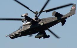 """Soi sức mạnh trực thăng """"cá mập đen"""" Ka-50 của Nga"""