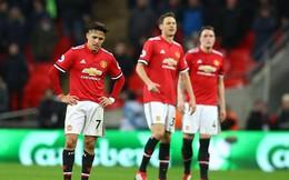 """Chơi bóng vô hồn, Man United của Mourinho sắp phá tan """"tượng đài"""" xây mất hàng chục năm"""