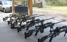 Khung súng thế hệ mới của Mỹ giúp xạ thủ thỏa sức lắp ráp vũ khí theo ý thích