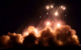 Ankara quyết không nhân nhượng, nã pháo Grad nổ tung xe viện trợ nhân đạo tới Afrin