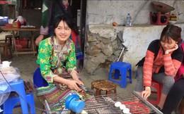 Cô gái bán cơm lam gây sốt mạng vì quá xinh đẹp, dân mạng rào rào truy tìm danh tính