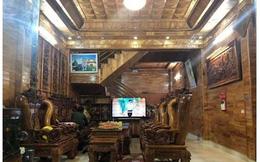 """Xác minh """"căn nhà gỗ tiền tỷ của cán bộ kiểm lâm Lai Châu"""""""