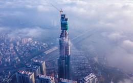Toàn cảnh tòa tháp 81 tầng cao nhất Việt Nam của tỷ phú Phạm Nhật Vượng