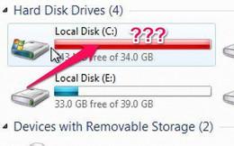 Dùng máy tính suốt bao năm, giờ tôi mới biết vì sao ổ đĩa chính lúc nào cũng gắn với chữ 'C'