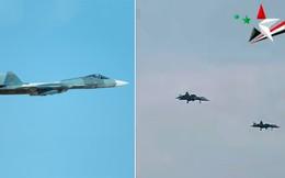 Điều Su-57 tới chiến trường Syria thử lửa: Ván cờ cao tay hay nước đi mạo hiểm của Nga?