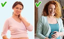 """11 quan niệm sai lầm khi mang bầu nhưng ai cũng tin """"sái cổ"""""""