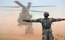 Ảnh: Uy lực trực thăng Mỹ thực thi nhiệm vụ khắp thế giới