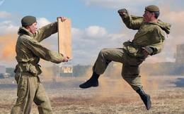 Những hình ảnh ít người biết về Lực lượng vũ trang Nga - niềm tự hào của Xứ sở Bạch Dương