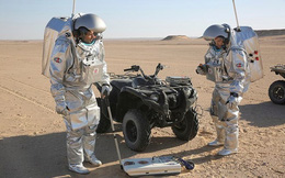 NASA mô phỏng con người sống trên sao Hỏa ở sa mạc hơn 50 độ C