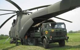 Trực thăng khổng lồ Mi-26 tái nhập Quân đội Nga bằng cấu hình mới